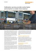 Case study: Geo Tec - Calibration service provider works faster & smarter to create more revenue