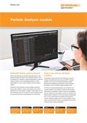 Product note:  Particle Analysis module