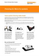 Brochure:  Fixturing for Micro-Vu systems