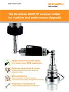 Brochure:  QC20-W wireless ballbar