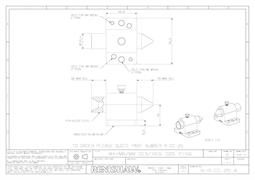 Technical drawing:  N-R-CC-25-A