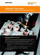 Flyer:  RENGAGE™ Technology – The ultimate in 5-axis machine tool measurement (DMG MORI)
