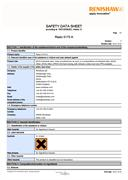 Safety data sheet: Resin 5175 A - EU