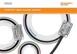 Installation guide:  ATOM DX™ rotary encoder systems