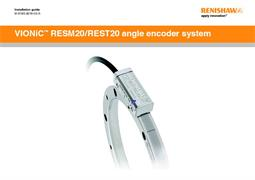 Installation guide:  VIONiC™ RESM20/REST20 angle encoder system