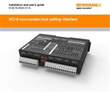Installation and user's guide: NCi-6 non-contact tool setting interface