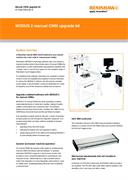 Flyer:  Manual CMM upgrade kit specification