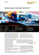 Case study:  JK Engineering - Small wonder impresses Red Bull F1