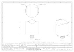 Technical drawing: N-R-MV-25-8
