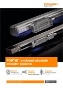 Brochure:  FORTiS™ enclosed absolute encoder systems