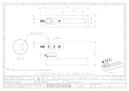 Technical drawing:  N-R-CVM-B-6-A