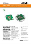 Data sheet:  RMB28 rotary magnetic encoder module