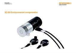 User guide:  XC-80 environmental compensator