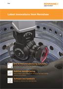 Flyer: Latest innovations from Renishaw