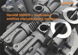Brochure:  RenAM 500Q/S additive manufacturing system
