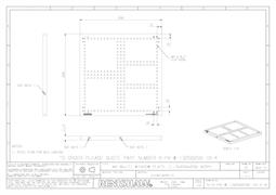 Technical Drawing: R-PV-W-13250250-10-4