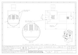 Technical drawing:  N-R-CMV-6-A