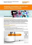 Application note: Analysing microplastics with the inVia™ confocal Raman microscope