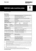 Data sheet:  RMP400