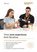 Work experience flyer New Mills
