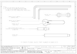 Technical drawing:  A-5003-5171