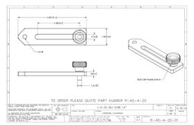 Technical drawing:  R-AS-4-20
