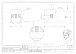 Technical drawing:  N-R-CMV-4-A