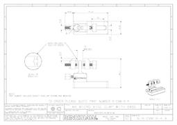 Technical drawing:  N-R-CVM-B-4-A