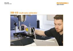 User guide: XM-60 multi-axis calibrator