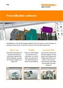 Flyer:  FixtureBuilder software - US