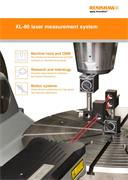 Brochure:  XL-80 laser measurement system