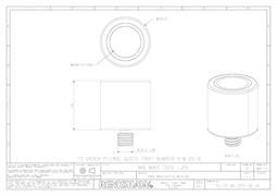 Technical drawing: N-R-M-25-8
