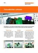 Flyer:  FixtureBuilder software