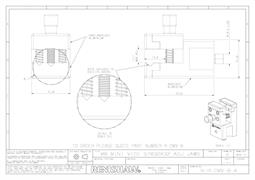 Technical drawing:  N-R-CMV-8-A