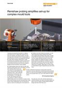 Case study:  Renishaw probing simplifies set-up for complex mould tools (BK Tooling)