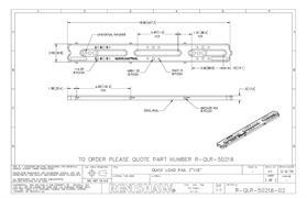 Technical drawing:  R-QLR-50218
