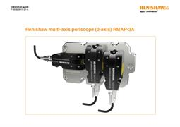 Installation & user's guide:  RMAP-3A multi-axis periscope