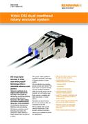 Data sheet: TONiC™ DSi dual readhead rotary encoder system