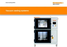 Brochure: Vacuum casting systems