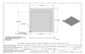 Technical drawing:  R-PCZ4-19750750-12-6