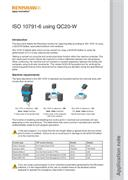 Application note: Using ballbar for ISO 10791-6