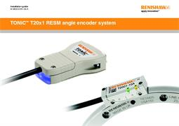 Installation guide:  TONiC™ T20x1 RESM angle encoder system