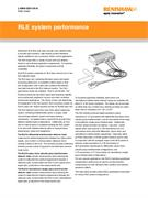 Data sheet: RLE system performance