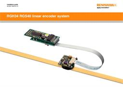 Installation guide: RGH34 RGS40 linear encoder system