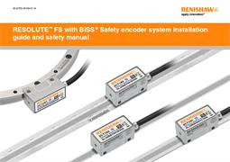 Installation guide:  RESOLUTE™ FS with BiSS® Safety encoder system