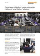 Case study:  Renishaw and Hartford combine to deliver intelligent, 'smart factory' solutions