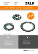 Flyer: AksIM-2 off-axis absolute rotary encoder
