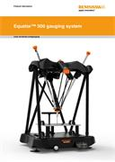 Instructions for use:  Equator 500 gauging system - Product information