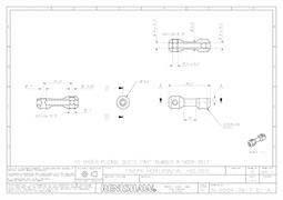 Technical drawing:  A-5004-7617