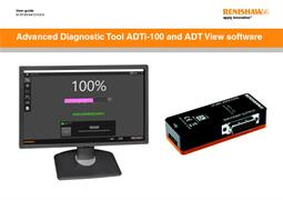 User guide:  Advanced Diagnostic Tool ADTi-100 and ADT View software
